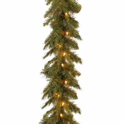National Tree Co. Tiffany Fir Christmas Garland