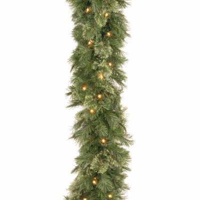 National Tree Co. Wispy Willow Christmas Garland