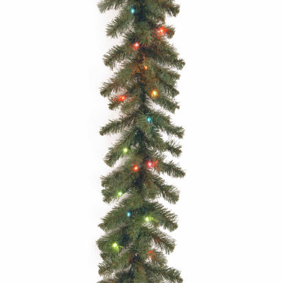 National Tree Co. Kincaid Spruce Indoor/Outdoor Christmas Garland
