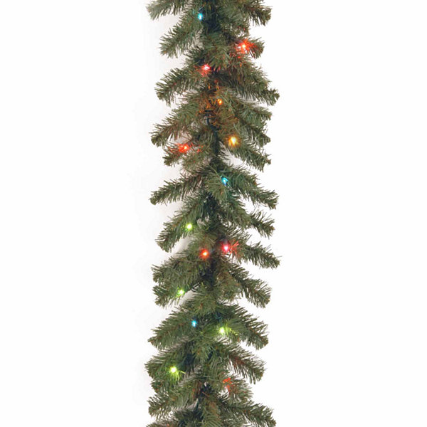 Jc Penney Christmas Trees: National Tree Co. Kincaid Spruce Christmas Garland
