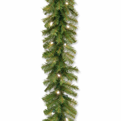 National Tree Co. Norwood Fir Indoor/Outdoor Christmas Garland