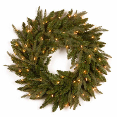 National Tree Co. Frasier Grande Indoor/Outdoor Christmas Wreath