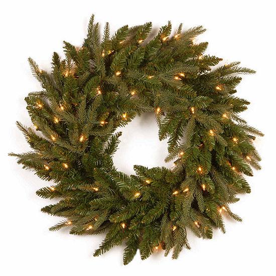 National Tree Co. Frasier Grande Indoor/Outdoor Christmas Wreath