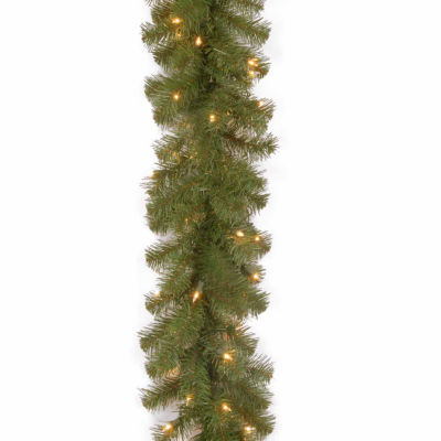 National Tree Co. North Valley Spruce Indoor/Outdoor Christmas Garland