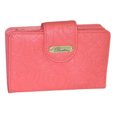 Buxton Medium Tab Billfold Wallet