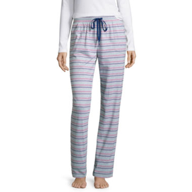Sleep Chic Stripe Pajama Pants