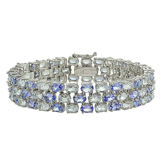 Sterling Silver 725 Inch Link Bracelet