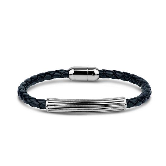 Stainless Steel Id Bracelet
