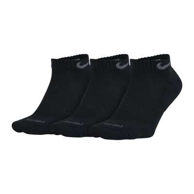Nike® 3-pk. Dri-FIT Low-Cut Socks - Big & Tall
