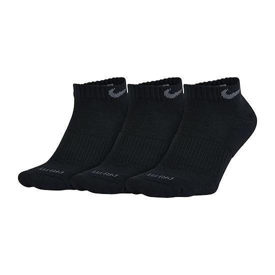 Nike® 3-pk. Dri-FIT Low Cut Socks