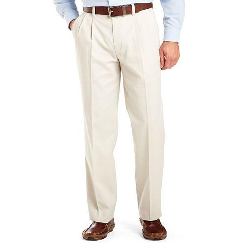 Dockers® D3 Easy Khaki Classic-Fit Pleated Pants
