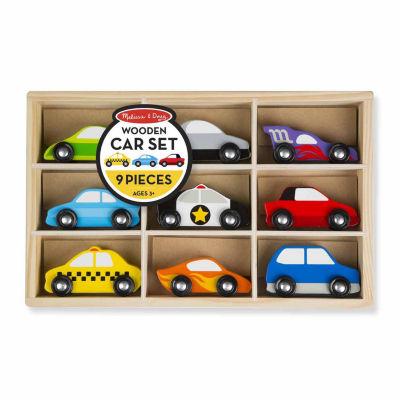 Melissa & Doug® Wooden Cars Set