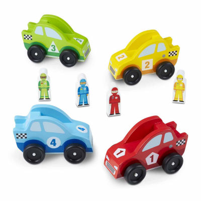 Melissa & Doug® Race Car Vehicle Set