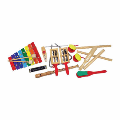 Melissa & Doug® Deluxe M&D Band Set