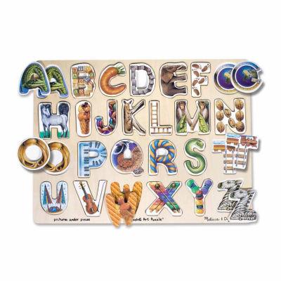 Melissa & Doug® Alphabet Art (UC)