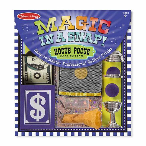 Melissa & Doug® Magic in a Snap Hocus-Pocus Collection
