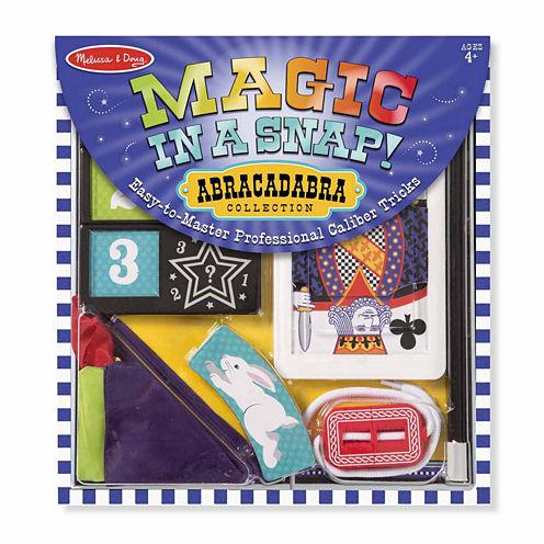 Melissa & Doug® Magic in a Snap Abracadabra Collection