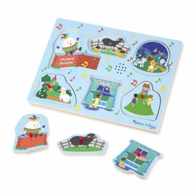 Melissa & Doug® Nursery Rhymes 2 - Sound Puzzle
