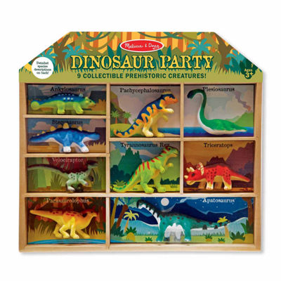 Melissa & Doug® Dinosaur Party Play Set