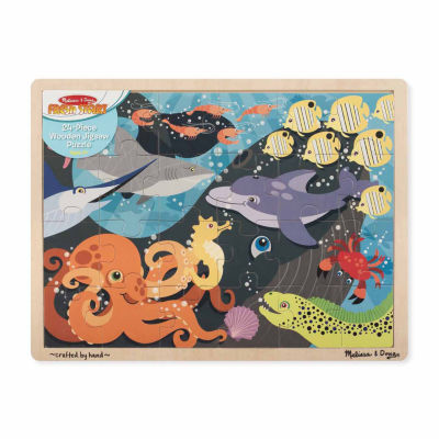 Melissa & Doug® Under the Sea Jigsaw (24pc)