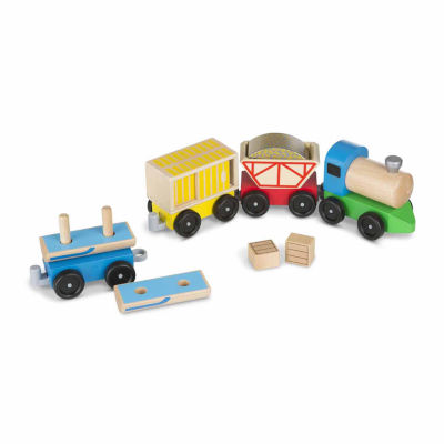 Melissa & Doug® Cargo Train