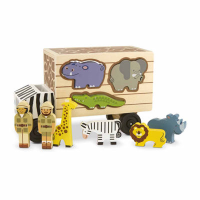Melissa & Doug® Safari Animal Rescue Truck
