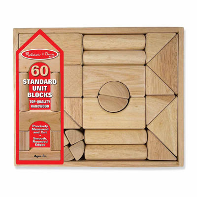 Melissa And Doug 60-pc. Building Blocks