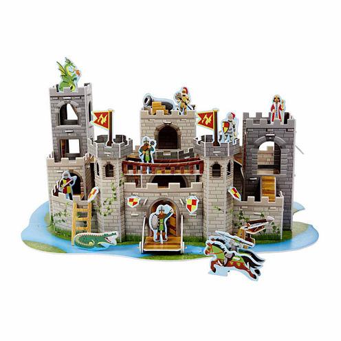 Melissa & Doug® Medieval Castle 3D Puzzle