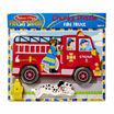 Melissa & Doug® Fire Truck Chunky Puzzle