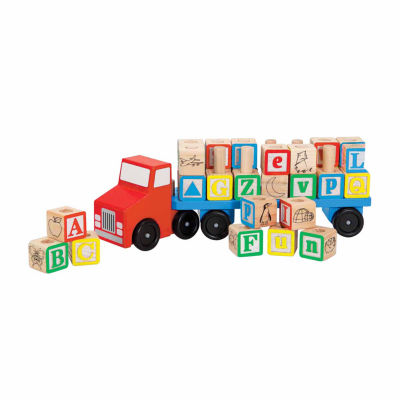 Melissa & Doug® Alphabet Truck
