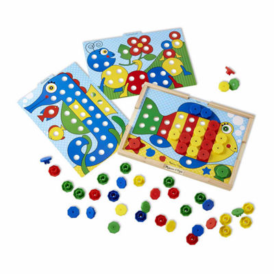 Melissa & Doug® Sort and Snap Color Match