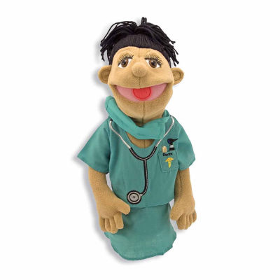 Melissa & Doug® Surgeon Puppet