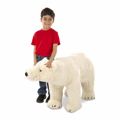 Melissa & Doug® Polar Bear - Plush