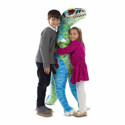 Melissa & Doug® Giant T Rex - Plush