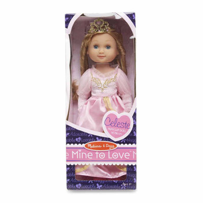 "Melissa & Doug® Celeste - 14"" Princess Doll"""