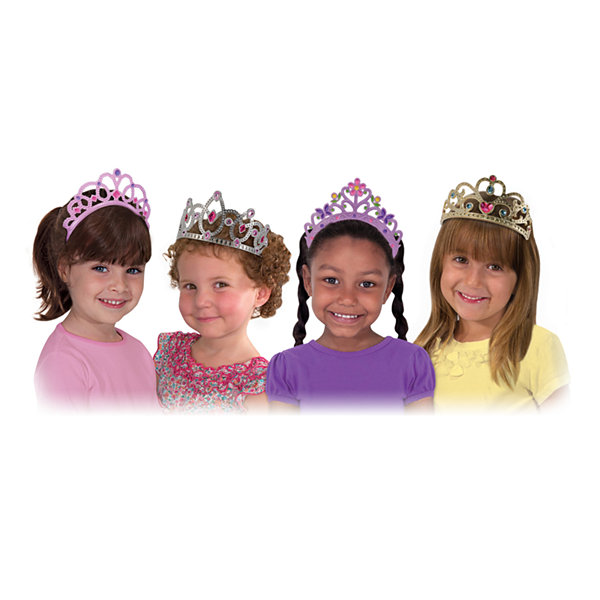 Melissa & Doug® Dress-Up Tiaras
