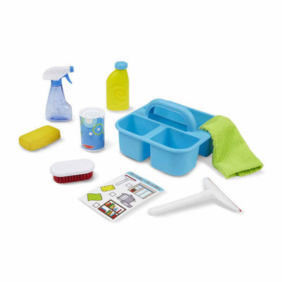 Melissa & Doug Let's Play House Spray, Squirt & Squeegee Play Set