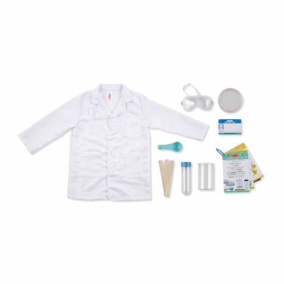 Melissa & Doug® Scientist Role Play Set