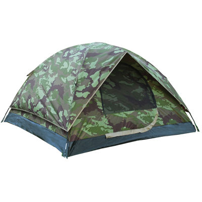 Gigatent Red Leg 3 3-Person Dome Tent