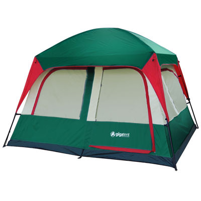 Gigatent Prospect Rock Family 5-Person Cabin Tent