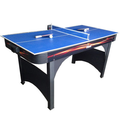 "Voit Playmaker 60"" Air Hockey Table wtih Table Tennis"