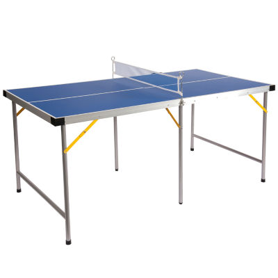Exceptional Voit Folding Portable Table Tennis Table