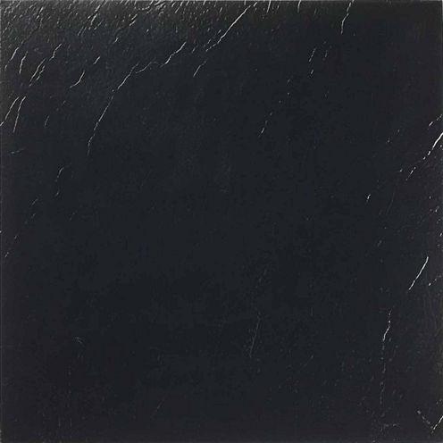 Nexus Black 12x12 Self Adhesive Vinyl Floor Tile - 20 Tiles/20 Sq Ft.