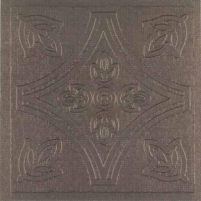 Metallo Pewter 4x4 Self Adhesive Vinyl Wall Tile - 24 Tiles/3 Sq Ft.