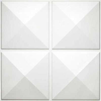Donny Osmond Stars 19.6x19.6 Self Adhesive Wall Tile - 10 Tiles/26.70 Sq Ft.
