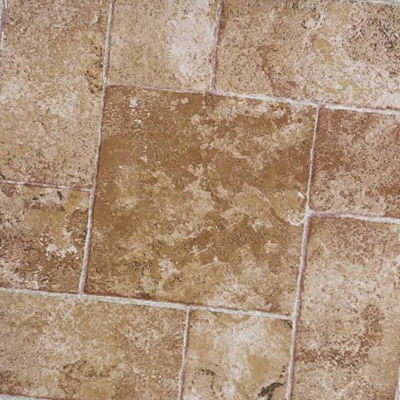 Nexus Beige Terracotta 12x12 Self Adhesive Vinyl Floor Tile - 20 Tiles/20 Sq Ft.