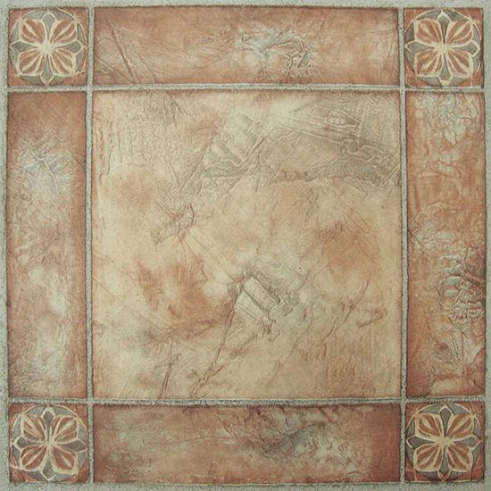 Nexus Spanish Rose 12x12 Self Adhesive Vinyl Floor Tile 20 Tiles