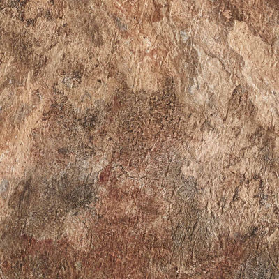 Majestic Rustic Copper Slate 18x18 Self Adhesive Vinyl Floor Tile - 10 Tiles/22.5 Sq Ft