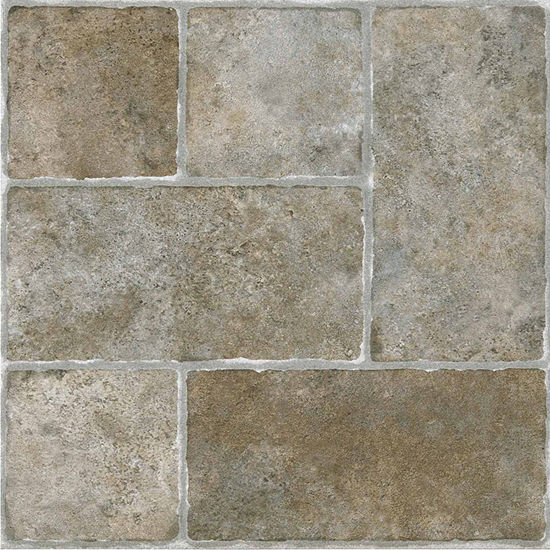 sq case vinyl groutable floor x ceramica en concrete trafficmaster p ft home flooring inch tile