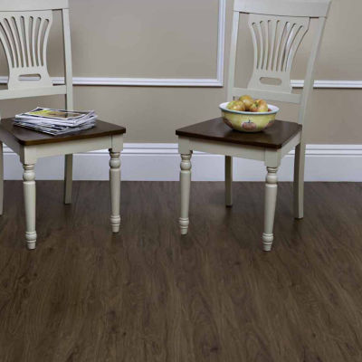 Tivoli Ii Mahogany 6x36 Self Adhesive Vinyl Floor Planks - 10 Planks/15 Sq Ft.